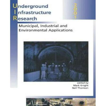 Underground Infrastructure Research: Proceedings of the International Symposium, Kitchener, Ontario, Canada, 10-13 June 2001 - image 1 de 1