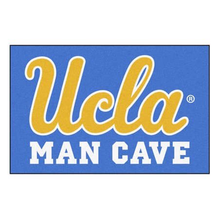 UCLA Man Cave Starter Rug -