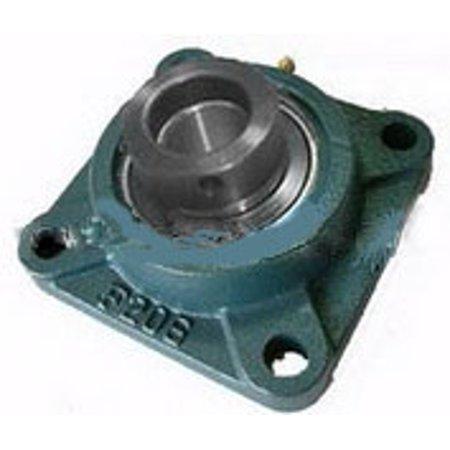 HCF202-9 Steel Flange Unit 4 Bolt 9/16