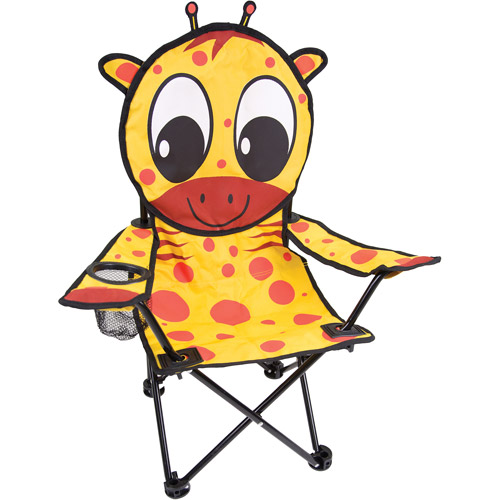 Jerry the Giraffe Folding Chair, Multiple Character