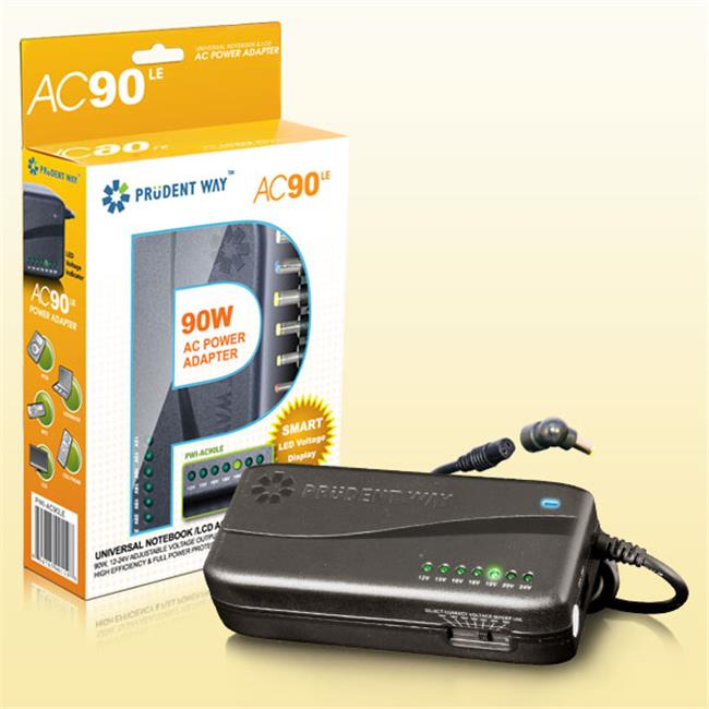 Prudent Way PWI-AC90LE 90 W Universal Notebook Adapter