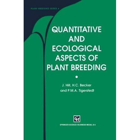 Quantitative and Ecological Aspects of Plant Breeding (1998) (Plant Breeding) - image 1 of 1