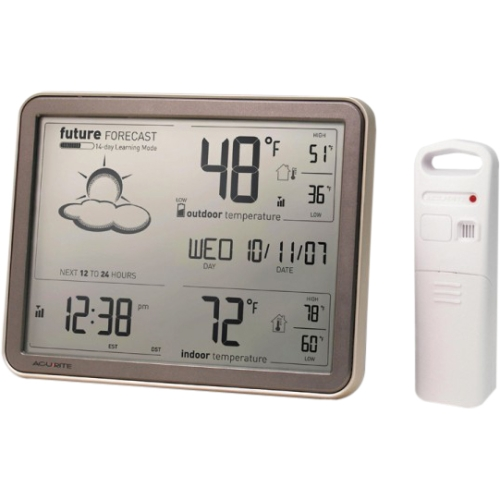 Acurite 75077a3m Wireless Weather Station With Large