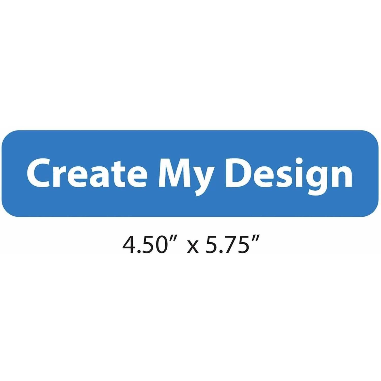 4.25 x 5.5 Custom Standard