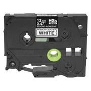 Label Tape CTG,26-13/64ftx0.47in,PK5 HGeS2315PK