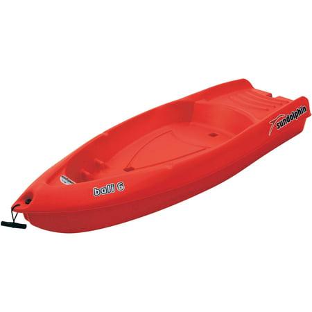 Sun Dolphin Bali 6 Kayak With Bonus Paddle