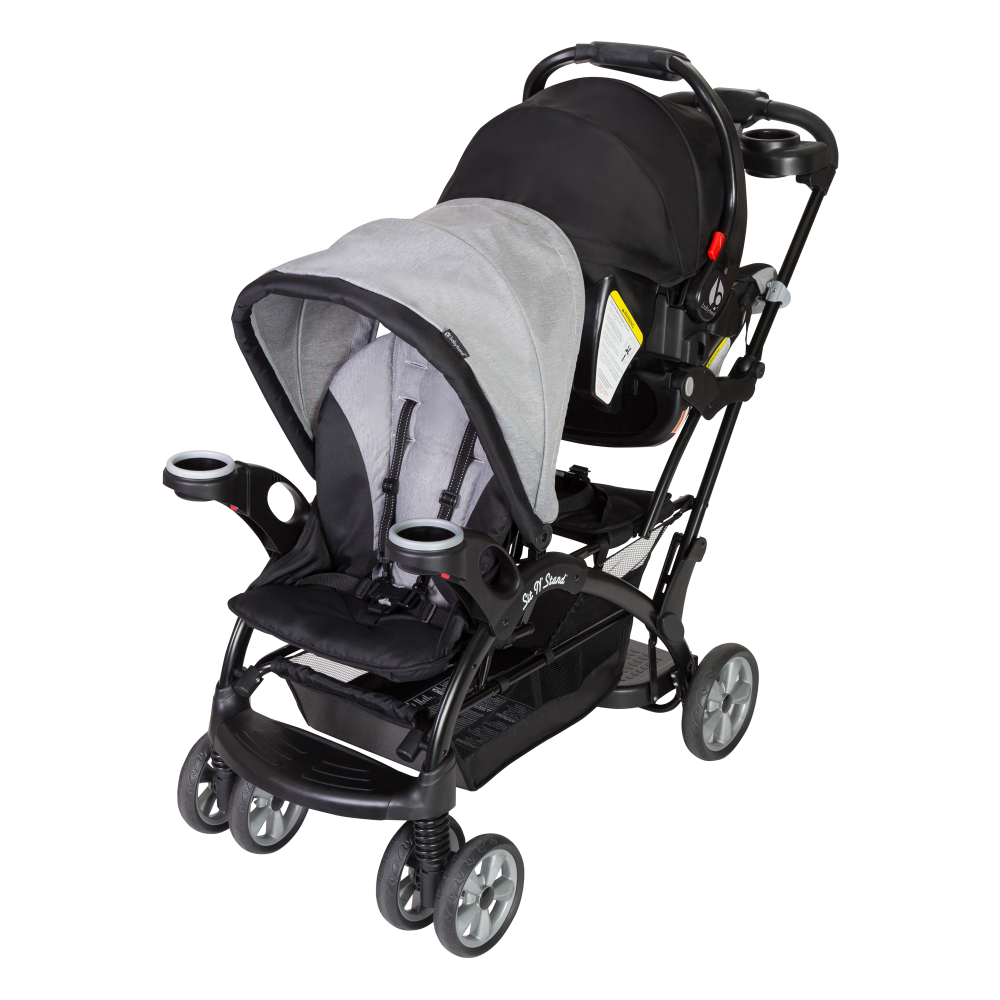 Baby Trend Sit-N-Stand Ultra - Morning Mist