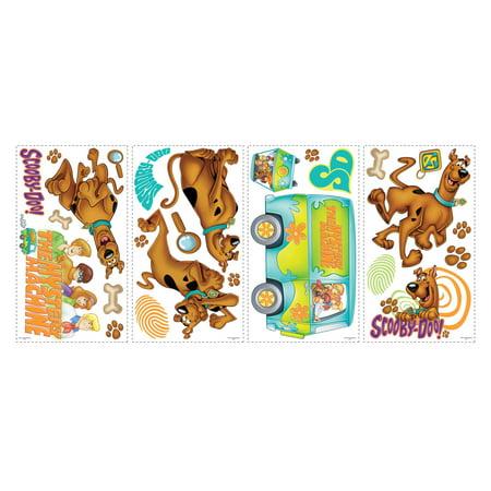 RoomMates Scooby Doo Peel & Stick Wall Decals