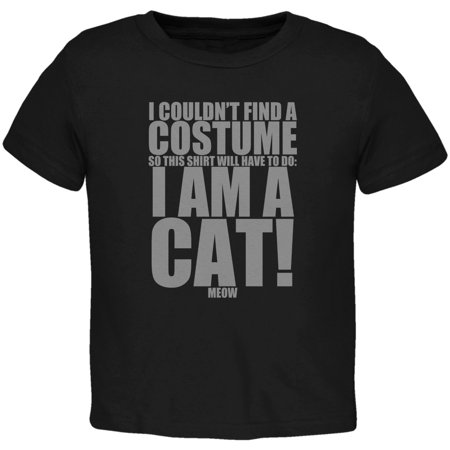 Halloween Cheap Cat Costume Black Toddler - Toddler Black Cat Costume Halloween