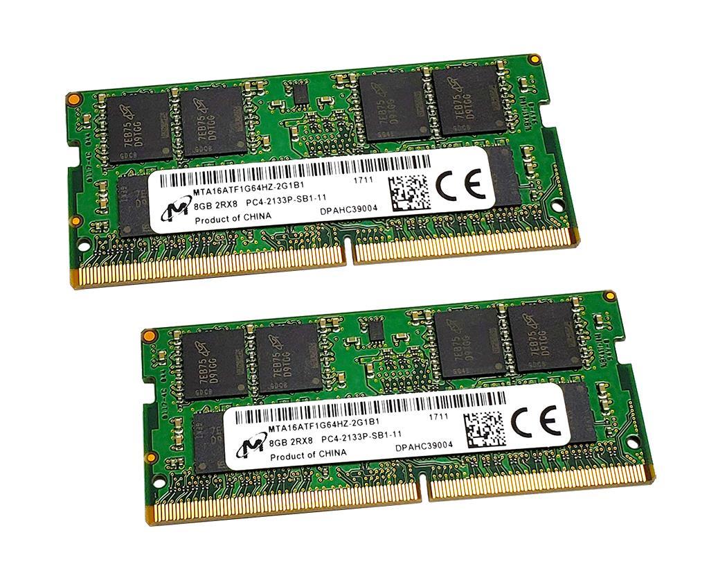 16GB Memory for QuantaPlex T21SR-2U DDR4 PC4-17000 2133 MHz RDIMM RAM PARTS-QUICK Brand
