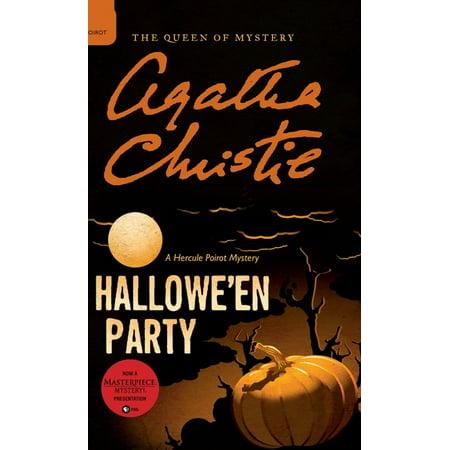 Hallowe'en Party (Hardcover)