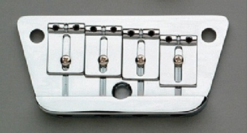 Adjustable Bass Bridge for Danelectro by AllParts