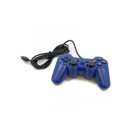 Gaming controller for PlayStation 3-BLUE