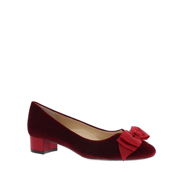 J.Renee Womens Cameo Round Toe Classic Pumps