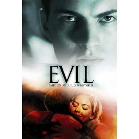 Evil POSTER Movie Mini Promo for $<!---->