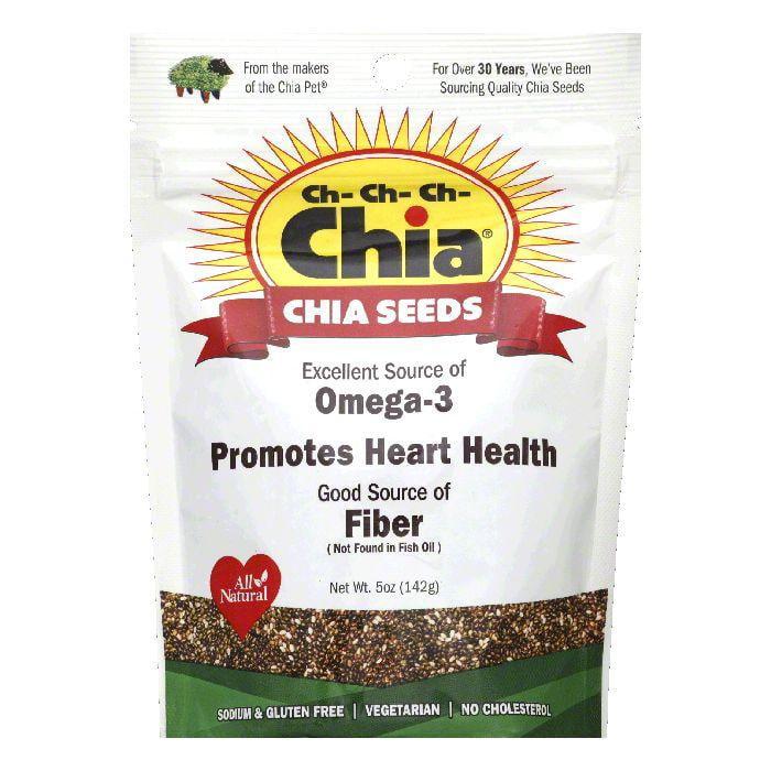 Chia Chia Seeds, 5 OZ
