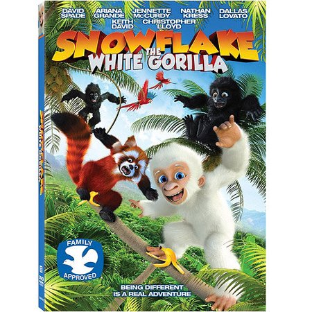 Snowflake  The White Gorilla  Dvd   Vudu Digital Copy   Walmart Exclusive   With Instawatch   Widescreen