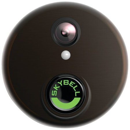 SkyBell HD WiFi Video Doorbell - Bronze
