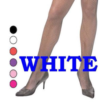 white FISHNET TIGHTS drag queen MENS stockings costume](Drag For Halloween)