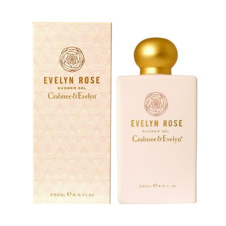 Crabtree & Evelyn Evelyn Rose Shower Gel