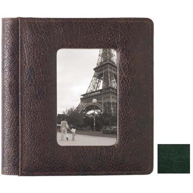 Raika RM 169 GREEN 4inch x 6inch Frame Front Album Single - Green