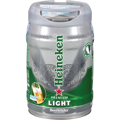Heineken Light Lager, 5L Mini Keg