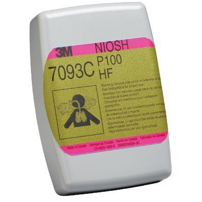 3m Oh/esd 7093cb 3m Cartridge/filter 7093cb Hydrogen Fluoride P10