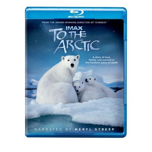 IMAX: To The Arctic (3D Blu-ray + DVD + UltraViolet) (With INSTAWATCH) (Widescreen)