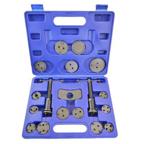 Astro Pneumatic 78618 Brake Caliper Wind Back Tool Set-18 Pc (Left & Right hand)