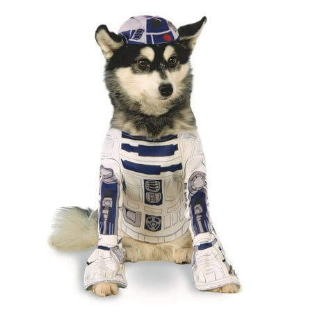 Star Wars Pet R2-D2 Pet Costume Costume](Rock Star Dog Costume)