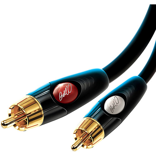 High Performance Stereo Audio Cables