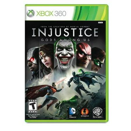 Injustice Gods Among Us (Xbox 360) (Injustice Gods Among Us Codes Xbox 360)