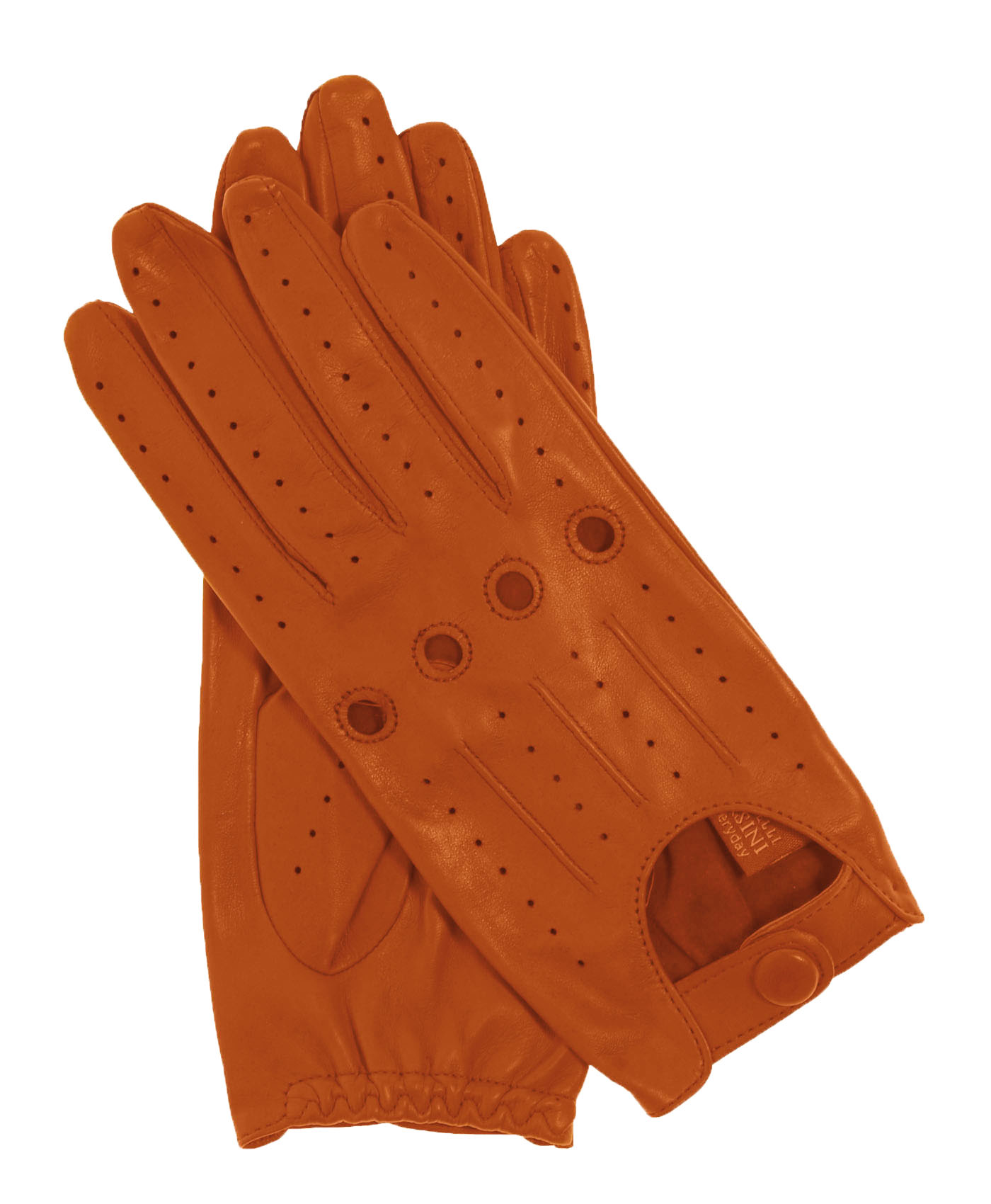 Fratelli Orsini Everyday Women's Open Back Leather Driving Gloves