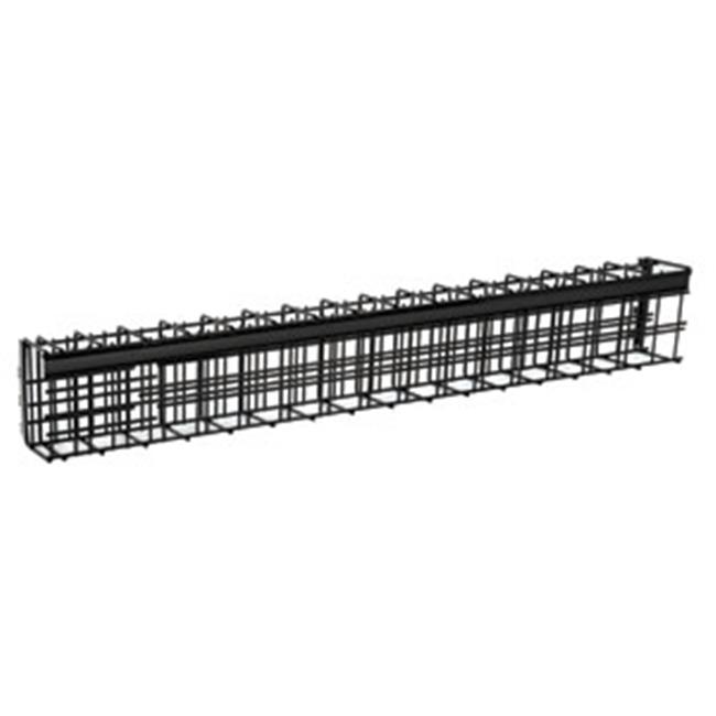 Fulton 37-2112 Ball Mount Display For Lozier Gondola Shelf - Holds Qty. 34