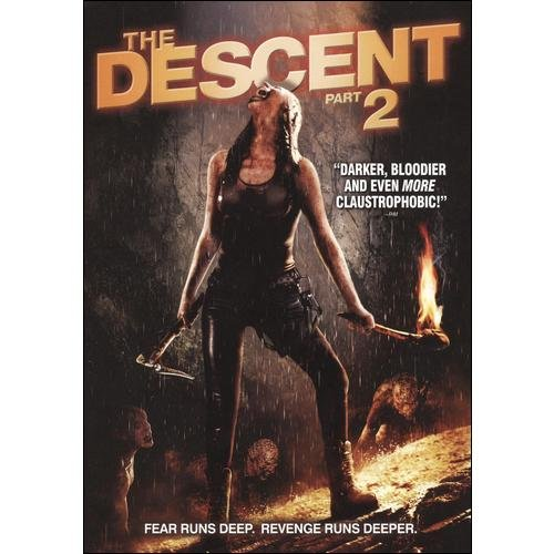 The Descent: Part 2 (Widescreen)
