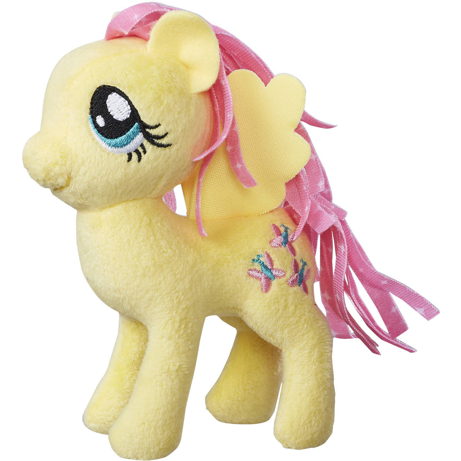 My Little Pony Friendship is Magic Fluttershy Small Plush by