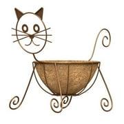 Rust Cat Planter/Liner