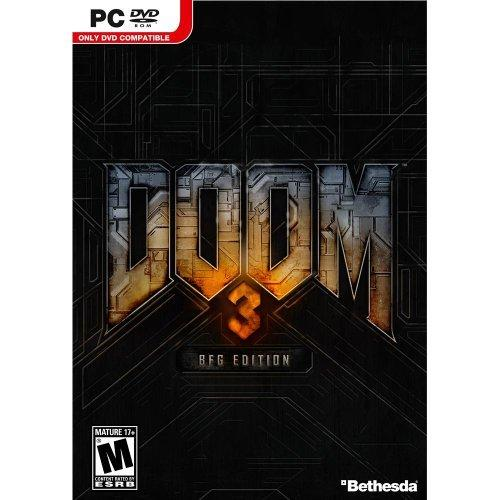 Bethesda Softworks 11834 Doom 3 Bfg Edition Pc