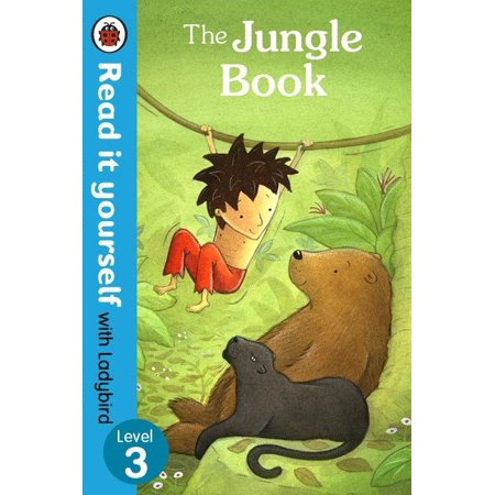 The Read It Yourself with Ladybird Jungle Book Level 3