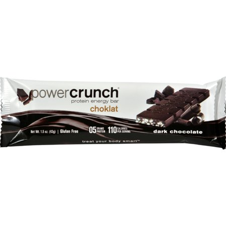 BNRG Choklat Crunch  Proto Whey Protein Crisps in Belgian Chocolate, 1.54
