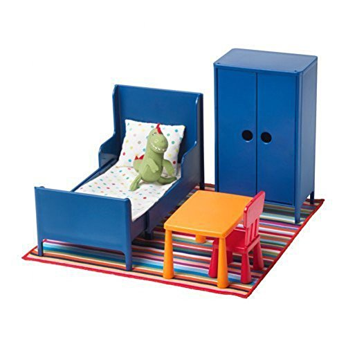 HUSET Doll Furniture, Bedroom By Ikea