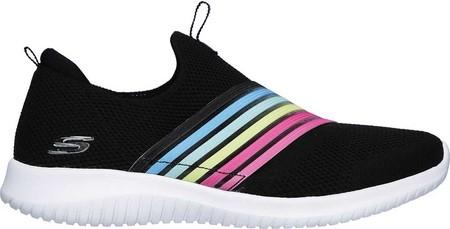 Ultra Flex-Brightful Day Shoe, Bkmt