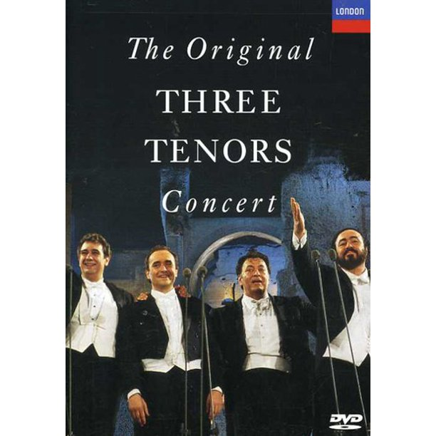 Three Tenors / In Concert (DVD)