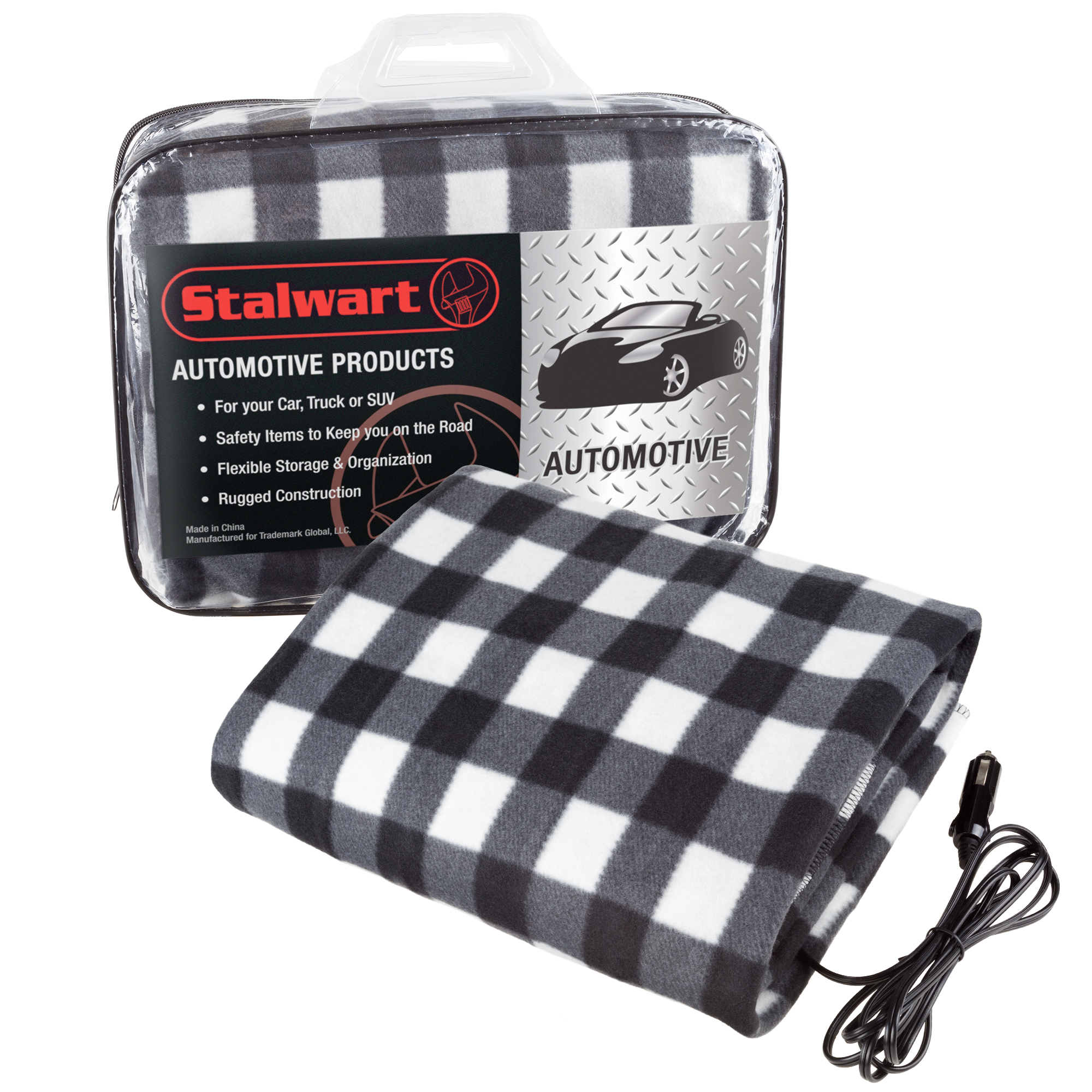 Stalwart Electric Car Blanket at Walmart