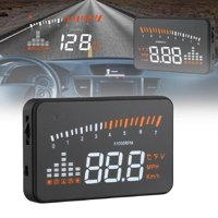 C5 C6 C7 Corvette 1997-2014+ OBD 3 Inch Mounted Heads Up Display - Windshield System
