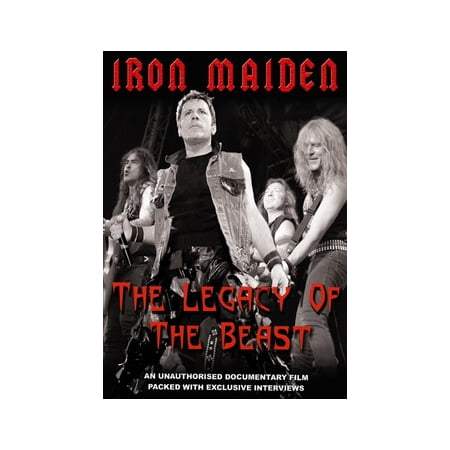 Iron Maiden: Legacy of the Beast - Halloween Misfits Legacy Of Brutality