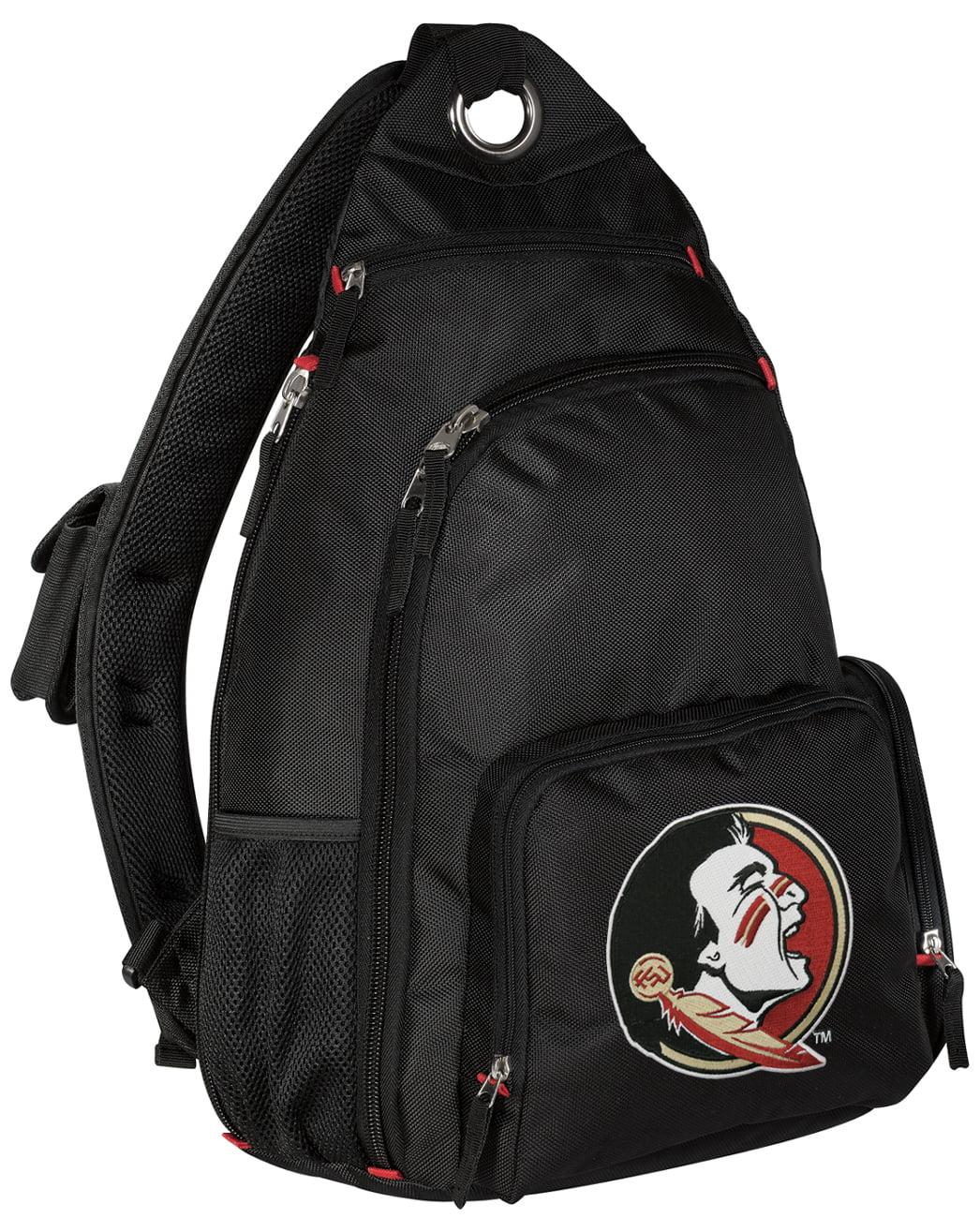 Florida State Backpack BEST Single Strap FSU Sling Backpack by