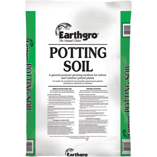 Earthgro Potting Soil, 1 cu ft
