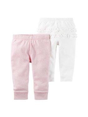 182ff643e681 Carter s Baby Girls Pajamas - Walmart.com
