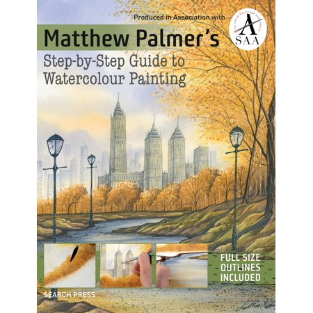 Search Press Books-Guide To Watercolour Painting - image 1 de 1
